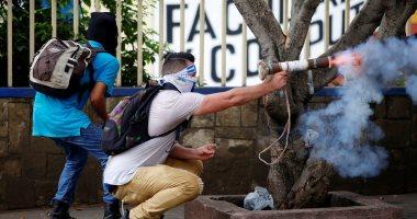 مقتل 11 شخصا فى نيكاراجوا خلال مظاهرات أمس