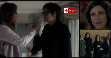 """هل تكون حنان مطاوع """"شبح"""" غادة عبد الرازق فى مسلسل """"ضد مجهول""""؟"""