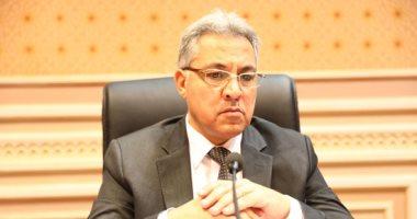 النائب أحمد السجينى يعلن استقالته من حزب الوفد