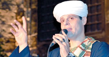 """المداحون """" 14"""" ..المنشد محمود التهامى: بعض المنشدين يهدفون إلى نشر التشيع و""""هنقعدهم فى البيت""""..أتمنى أن يصبح الإنشاد الدينى الفن الأول عالميا ويجب تصنيفه كفن إنسانى"""