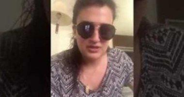حبس اللبنانية منى المذبوح 11 سنة بتهمة نشر فيديو مسىء للشعب المصرى