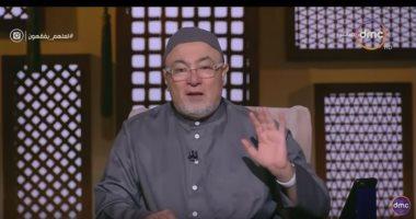 خالد الجندى للأغنياء: أعطوا الفقراء من أهاليكم بدل التبرع للجمعيات