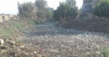صور.. اضبط مخالفة.. مصرف سندبسط بالغربية كارثة بيئية تهدد حياة المواطنين
