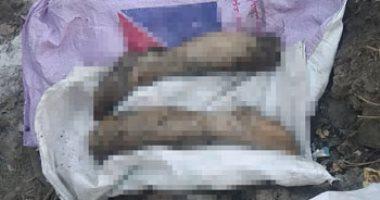 العثور على جثة شاب مقطعة داخل أكياس بلاستيكية بترعة الإسماعيلية