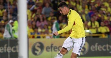 """""""رودريجيز"""" أفضل لاعب في مباراة كولومبيا وقطر"""