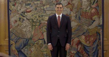 الاشتراكى بيدرو سانشيز يؤدى اليمين الدستورية رئيسا لوزراء إسبانيا