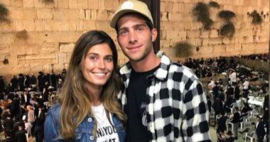 """جدل فى إسرائيل بعد زواج نجم برشلونة """"روبيرتو"""" من عارضة أزياء إسرائيلية"""