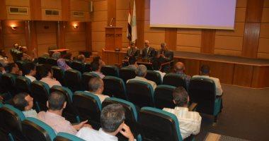 وزير البيئة يلتقى الباحثين والعاملين بالمحميات الطبيعية