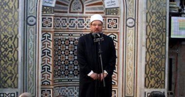 وزارة الأوقاف تحتفل بذكرى فتح مكة بمسجد السيدة نفيسة