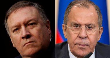 الخارجية الروسية: لافروف وبومبيو بحثا قضية سوريا فى اتصال هاتفى
