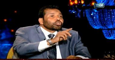 رجب حميدة لبرنامج شيخ الحارة على القاهرة والناس يتهم العادلى وأنس الفقى بتزوير انتخابات 2010