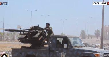 رويترز: سماع قصف مدفعى عنيف فى العاصمة الليبية