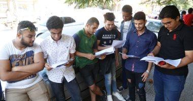 التعليم: توقف أعمال التصحيح بكنترولات الثانوية بسبب إجازة العيد