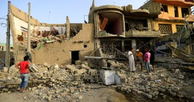 قتلى وجرحى فى تفجير مستودع الأسلحة بمدينة الصدر العراقية