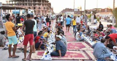 """حملة """"جبر الخواطر"""" تواصل فعاليتها بزيارات منزلية لذوى الاحتياجات الخاصة بالعريش"""