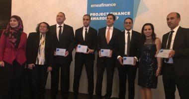 """البنك الأهلى المصرى يحصد ثلاثة جوائز من مؤسسة """"EMEA FINANCE"""""""