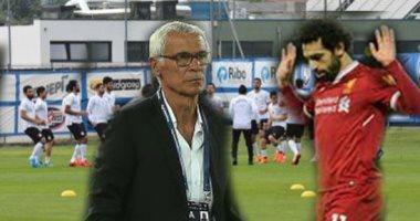 كوبر: محمد صلاح سيلعب أمام أوروجواى بنسبة 100%