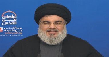 """حزب الله: سقوط طائرتين إسرائيليتين فى بيروت """"خطير جدا جدا جدا"""""""