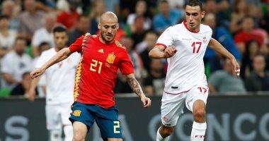 كأس العالم 2018.. تونس تخسر بصعوبة أمام إسبانيا قبل انطلاق المونديال