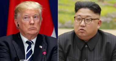 كتاب جديد بالأسواق الأمريكية يعلن نية ترامب إعلان الحرب على كوريا الشمالية