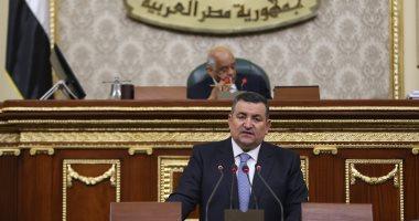 أسامه هيكل رئيس لجنة الإعلام بالبرلمان