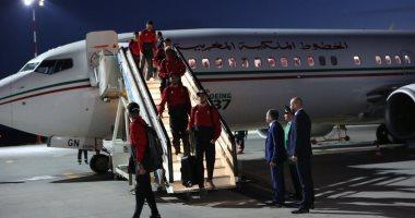 كأس العالم 2018.. منتخب المغرب يصل روسيا للمشاركة فى المونديال