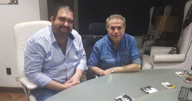 توفيق عكاشة يتعاقد مع قناة العاصمة على برنامج جديد