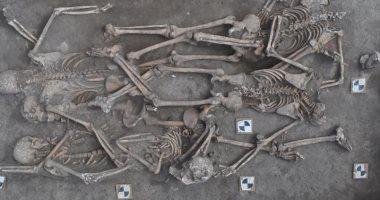علماء آثار يكتشفون مقبرة جماعية لجنود سحقهم نابليون فى فيينا