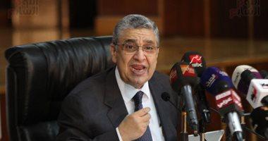 وزير الكهرباء: الدولة تولى اهتماما كبيرا للاعتماد على الطاقة المتجدة