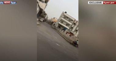 فيديو.. هروب الحوثيين من شوارع الحديدة وأسر العشرات منهم
