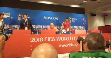 مجموعة مصر.. مدرب روسيا: نركز بشكل كامل على الافتتاح رغم الانتقادات