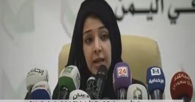 فيديو.. وزيرة الدولة للتعاون الدولى بالإمارات: سنقدم جسر إغاثة برى وبحرى لليمن