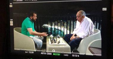"""أسرة فيلم """"عمر خريستو"""" تواصل التصوير فى الإسكندرية بعد انتهاء مشاهد لبنان"""