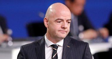 إنفانتينو: فيفا يدرس تأجيل انتقالات اللاعبين من يوليو إلى يناير
