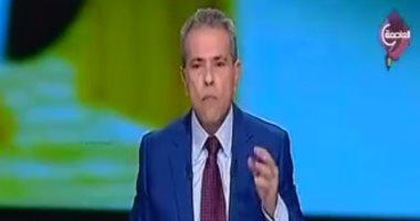 توفيق عكاشة: الدولة تدعم السولار بحوالى 70% .. وربطة الجرجير أكبر إثبات (فيديو)