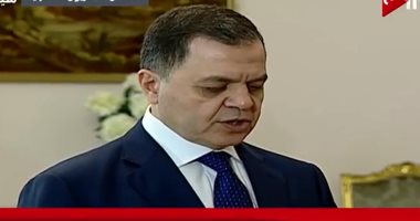 5 معلومات لا تعرفها عن وزير الداخلية الجديد اللواء محمود توفيق