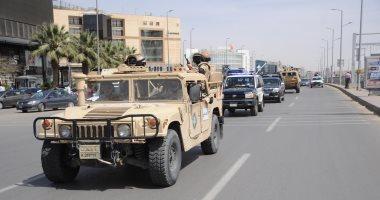خطة مشتركة لتأمين الأهداف الحيوية فى العيد بالتنسيق بين الجيش والشرطة