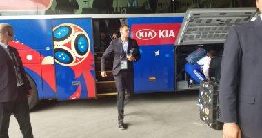 وصول منتخب روسيا إلى ملعب مباراة السعودية فى افتتاح كأس العالم.. صور 20180614030936936.jpg