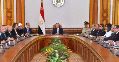 بسام راضى: الرئيس السيسي وجه بخطة تسليم وتسلم بين الوزراء الجدد والسابقين