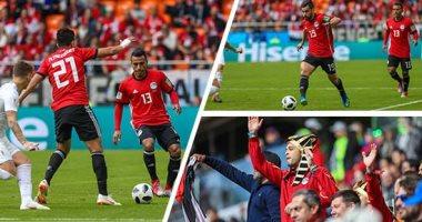 موعد مباراة مصر القادمة ضد روسيا فى كاس العالم 2018