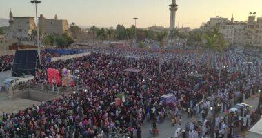 تجهيز 469 ساحة لأداء صلاة عيد الفطر فى محافظة الجيزة -