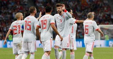 كأس العالم 2018.. إسبانيا تبحث عن الفوز الأول فى المونديال أمام إيران