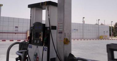 صور.. الرقابة الإدارية ترصد توفر الوقود بالمحطات وهدوء بجميع المحافظات