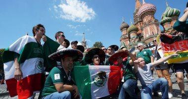 روسيا: الصين والمكسيك تصدرتا قائمة مشجعى كأس العالم 2018