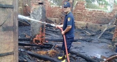 السيطرة على حريق مزرعة دون إصابات فى البدرشين