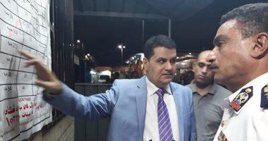 اللواء راضى عبد المعطى رئيس جهاز حماية المستهلك