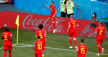 ملخص وأهداف مباراة بلجيكا وبنما فى كأس العالم