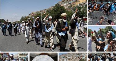 عشرات الأفغان يقطعون 500 كيلو متر سيرا على الأقدام للمطالبة بإنهاء الحرب