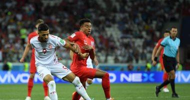 الحكم الكولومبى يحرم منتخب إنجلترا من ركلتا جزاء أمام تونس بالمونديال
