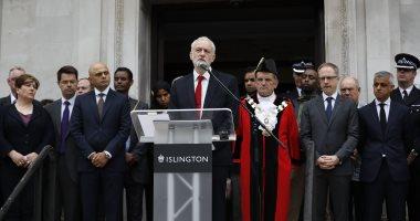 """زعيم حزب العمال البريطانى يمهد لإجراء استفتاء ثان على """"بريكست"""""""